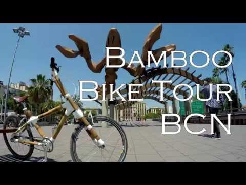 Bamboo Bike Tour por Barcelona