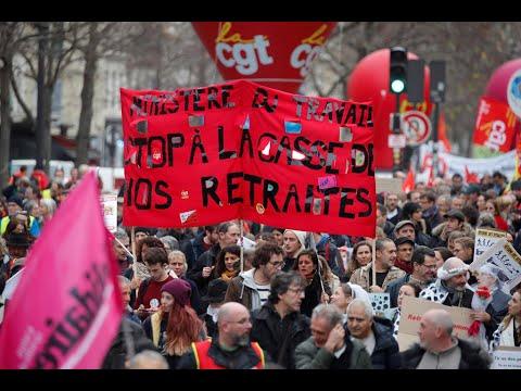 الحكومة الفرنسية تعرض مشروع قانون إصلاح أنظمة التقاعد في مجلس الوزراء  - نشر قبل 26 دقيقة