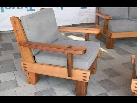 WOODWORKING, DIY DECK FURNITURE!!!