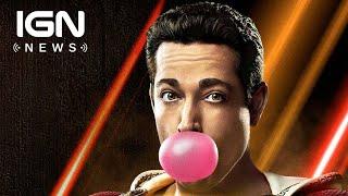 Shazam! Post-Credits Scene Confirmed - IGN News