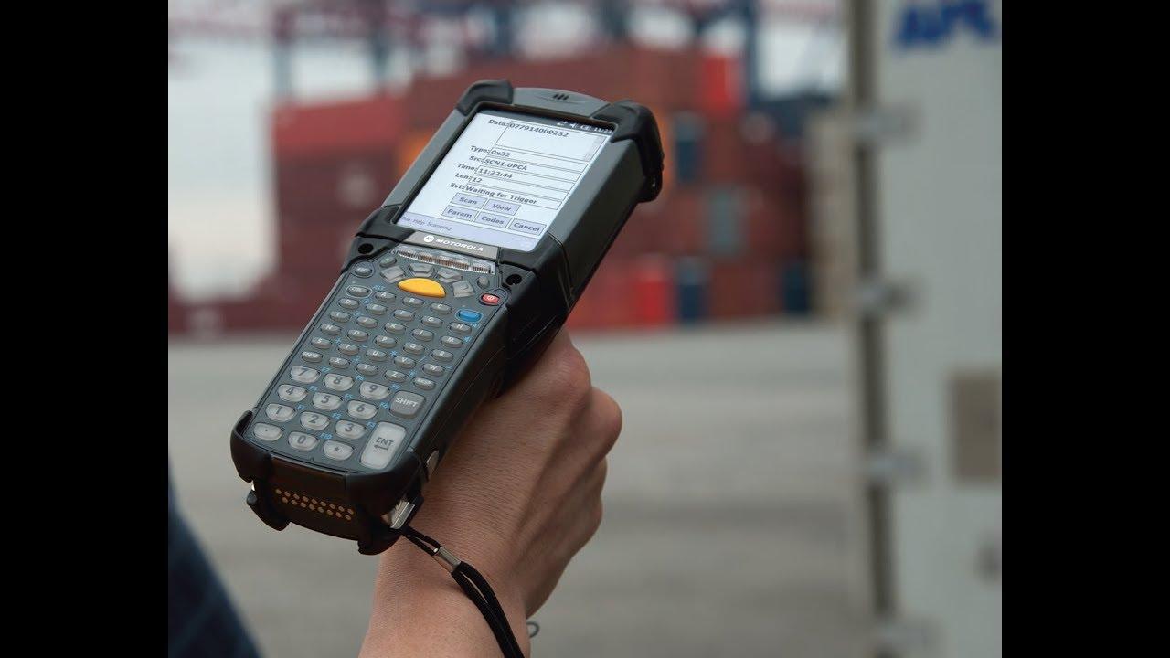 2d Barcode Scanner Qr Code Mc92n0
