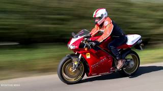 Ducati 916 - The Definitive Superbike of the 90s