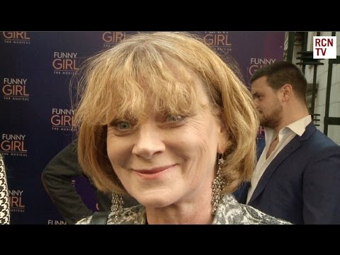 Samantha Bond   Funny Girl & Next Bond?
