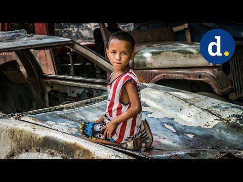 La pobreza y la desidia tras las rejas de la Invasión