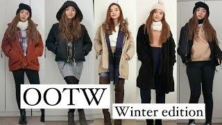 #OOTW: แต่งตัวไปมหาลัย ช่วงฤดูหนาว Winter Edition | Warm Inna Video