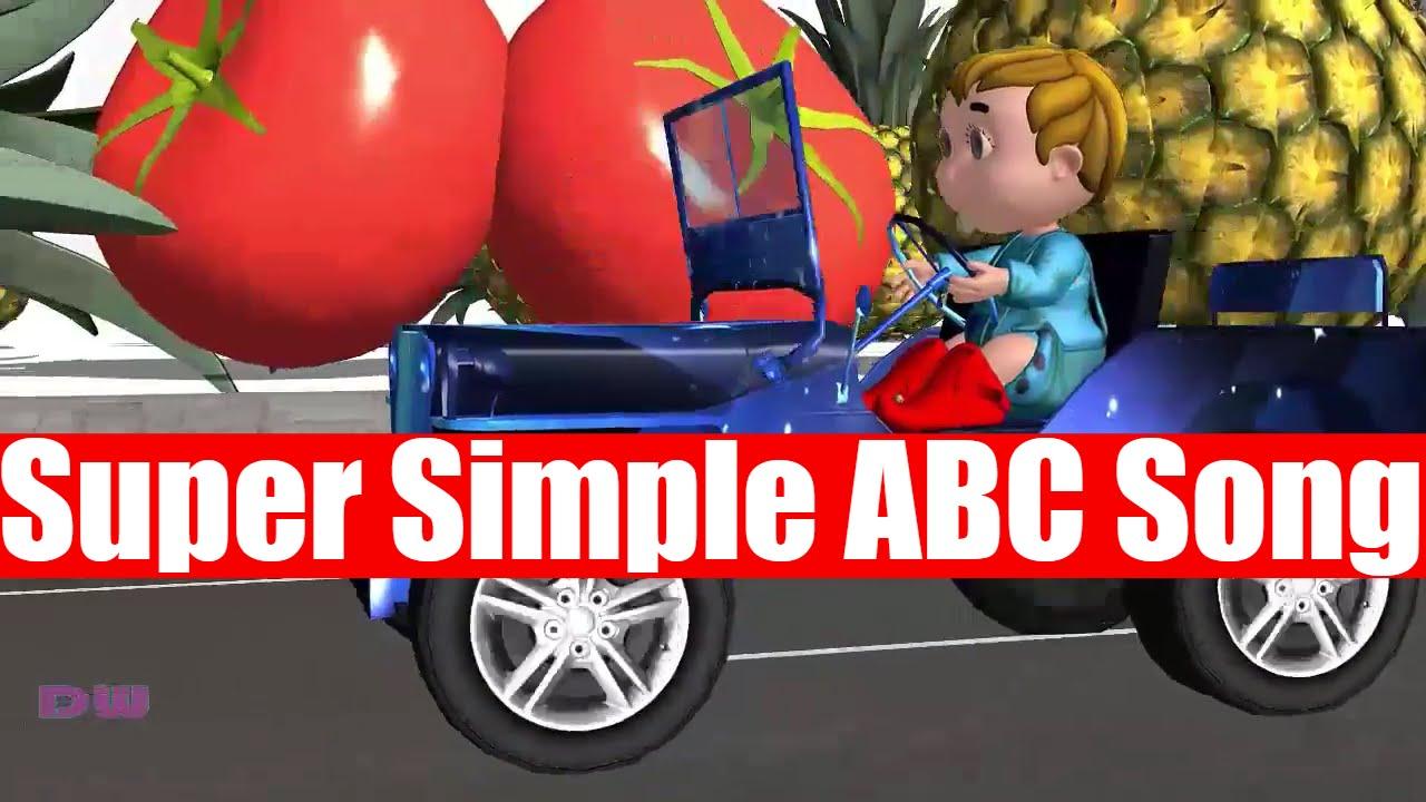 Fruit ninja 3d - Fruit Ninja Super Jeep 3d Funny Popular Super Simple Cartoons Abc Rhymes Song For Children Dwkswm16 92 Views