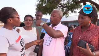 NDC decides: Voting at  Tema  West