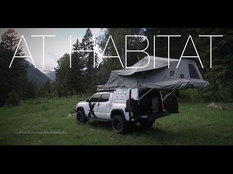 Expedition Overland Tacoma Build: Adventure Trailers Habitat Camper