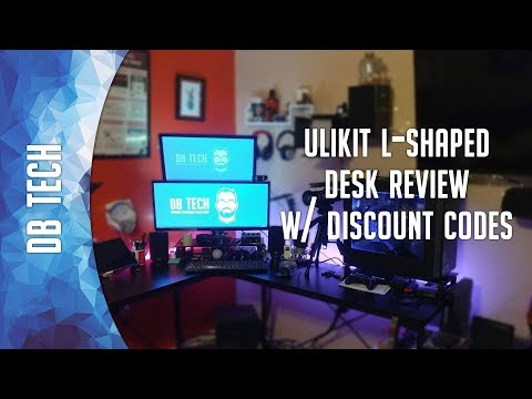 ulikit-l-shaped-desk-review-w/-discount-codes!