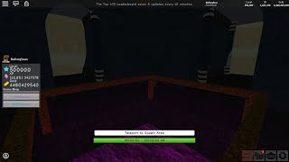 ROBLOX (Infinity RPG) #10 EATER OF WORLDS!!! FINAL BADGE