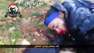 ЧЕЧЕНЦЫ в Сирии попали в ЗАСАДУ 18+  Сирия новое январь 2018