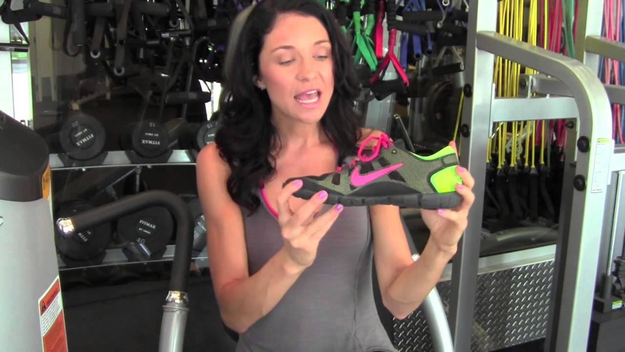 3ecf3c7d052 Fiteos - Cool Gear - Nike Free Bionic Shoe - YouTube