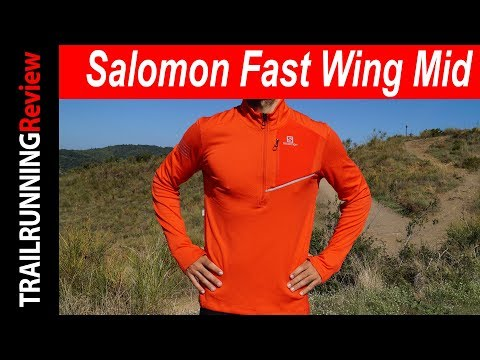 Salomon Fast Wing Mid Review by TRAILRUNNINGReview
