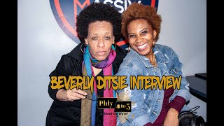 Activist Dr. Beverly Ditsie speaks on being gender non-conforming, Pride & more on #Phly3to5