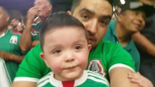 Himno Nacional Mexico vs Uruguay Phoenix Arizona