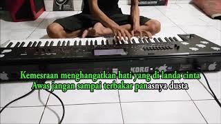 Cover Mawar Putih Karaoke Dangdut Koplo Instrument Keyboard No Vokal