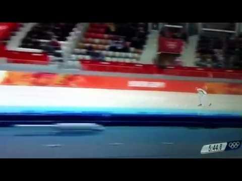 Скобрев на олимпийских играх