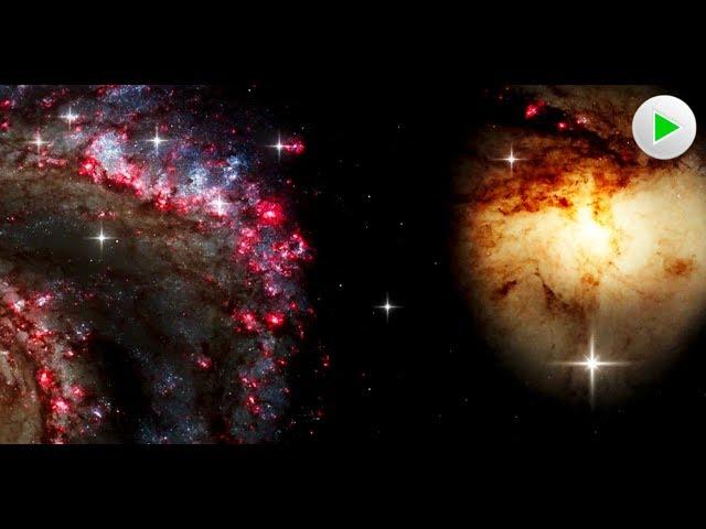 IMAX Die Entschlüsselung des Universums Vol 1: Weite und Distanz - Doku Weltall deutsch HD 2018