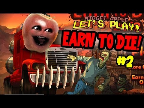Midget Apple Let's Play - EARN TO DIE #2
