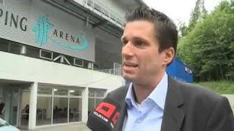 Teleclub Interview mit Adrian Fetscherin