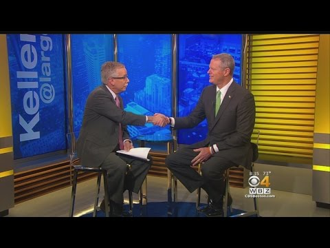 Keller @ Large: Gov. Charlie Baker Weighs In On Tax Issues