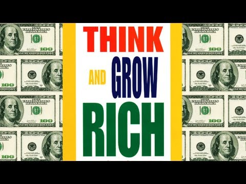 Think And Grow Rich Summary - Napoleon Hill - Wealth Money Prosperity Cash Wisdom Abundance Success