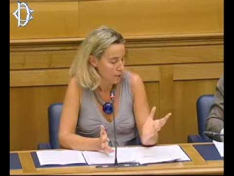 Presentazione della proposta di legge contro il finanziamento di mine antipersona e bombe cluster