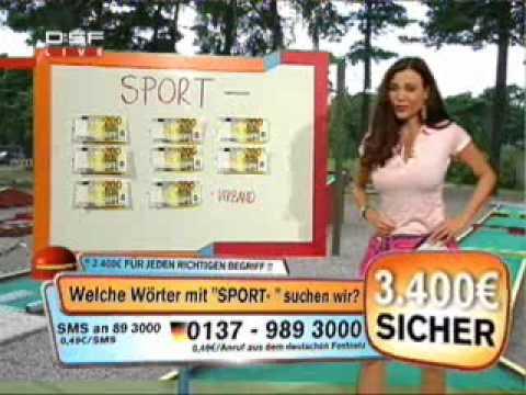 Sport1 Quiz Moderatorin