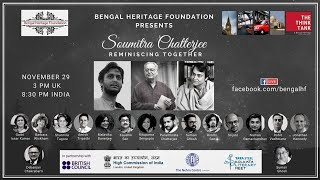 Reminiscing Together: Soumitra Chatterjee