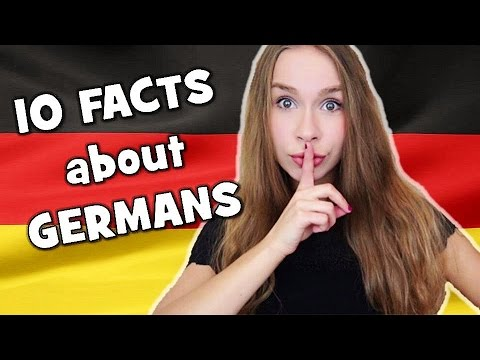 10 Facts about German People