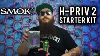H-PRIV 2 Starter Kit by SMOK! It's Legit.