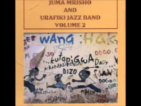 Juma Mrisho & Urafiki Jazz Band - Sumu Ya Mapenzi