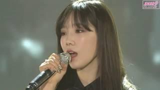 170113 [HD] SNSD-TAEYEON (태연)-Digital Bonsang Award+RAIN @ The 31st Golden Disc Awards