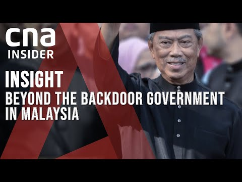 Inside The Power Struggle Within Muhyiddin's 'Backdoor Government' | Insight | Malaysia