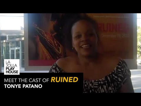 Meet The Cast of RUINED: Tonye Patano