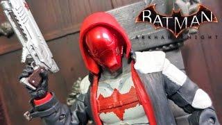 História do Capuz Vermelho (DLC) Batman Arkham Knight - PS4 gameplay