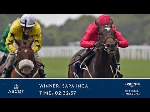 Sapa Inca Wins The Dubai Duty Free Shergar Cup Challenge