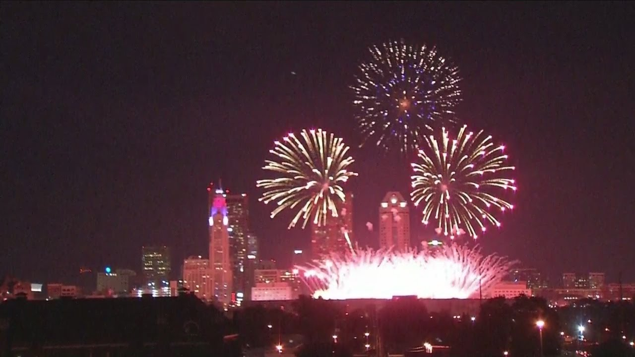 🎆Best Places To See Fireworks in Columbus OH July 4th 2019