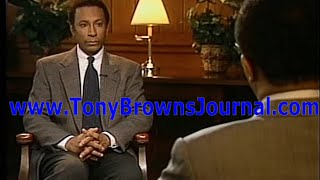 The Official Tony Browns Journal -- Black & Rich