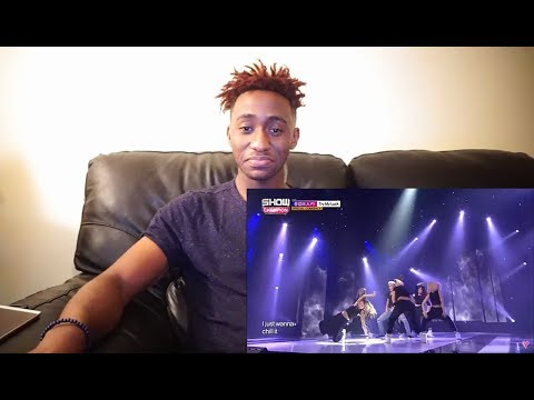 Show Champion EP.232 B.A.P's JongUp-Try My Luck: Reaction