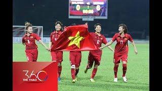 Quên U.22 đi, bóng đá nữ Việt Nam đã giành HCV SEA Games 29
