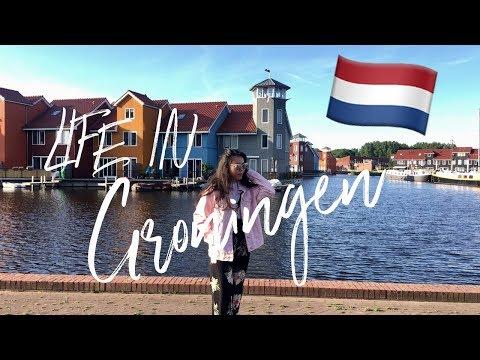 LIFE IN GRONINGEN | EXCHANGE SEMESTER | MONASH ABROAD