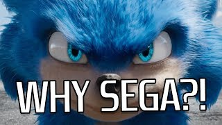 Sonic The Hedgehog 2019 Trailer... My Thoughts