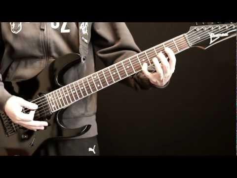 Korn - Blind (guitar cover)
