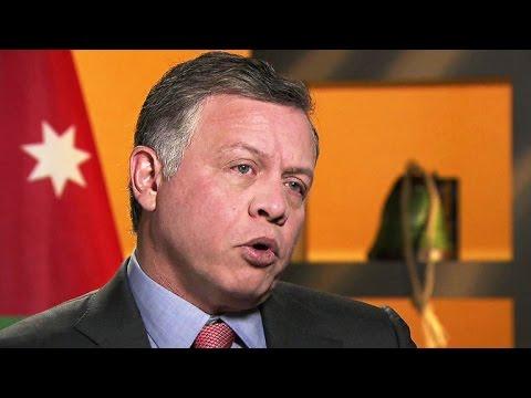 Jordan's King Abdullah on ISIS