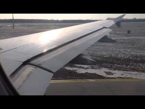 DLH1812 - Airbus A319 - Munich to Barcelona (Complete)