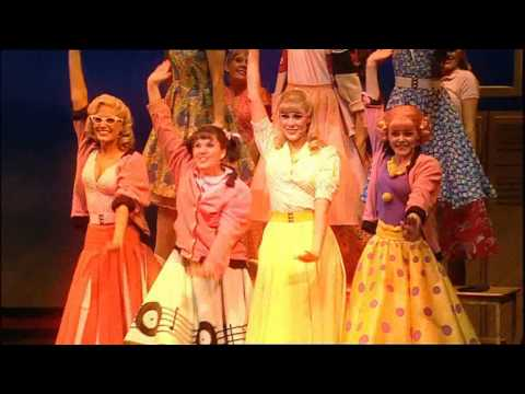 Grease The Musical London Cast 2010 Youtube