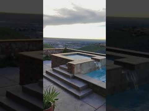 El Paso TX Luxury Home On Rocky Pointe Drive