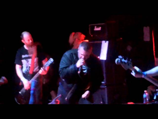 Siege (Dropdead+Siege) - Live @ Maryland Deathfest 2014