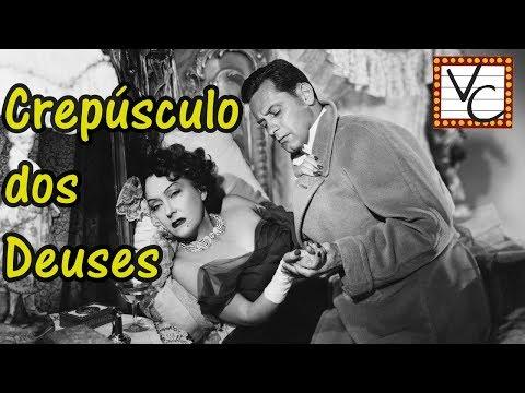 Crepúsculo dos Deuses (Sunset Boulevard, 1950)  Billy Wilder, Gloria Swanson